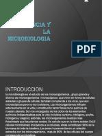 La Ciencia y La Microbiologia