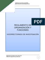 Mof Rof Investigacion