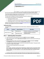 CyberOps Skills Assessment - Student Trng - Exam