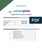 Tarea 1.2.Plan de Negocio Matriz EFE FODA Con Informe Ejecutivo Para SP1