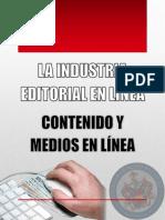 8. La Industria Editorial en Linea