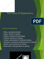 EDTECH Cone of Experience.pptx