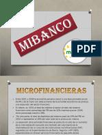 Micro Financier As