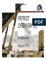 Patriot Missile Overview LTPO