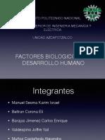 Factores Que Influyen en El Desarrollo Humano