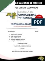 Ixa g2 Tg1 Junta Nacional de Justicia