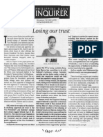 Philippine Daily Inquirer, Oct. 9, 2019, Losing our trust.pdf