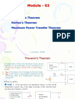 Thevenins & Nortons theorem and maximum power transfer theorem.pdf