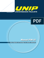 Manual Pim III