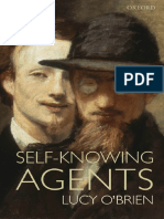 Self knowing agents