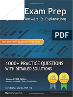 PMP Exam Prep Questions, Answers & Explanations_1,000+ Questions_Scordo_2018_TA