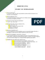 Cuestionario Civil Leyendo Preparación