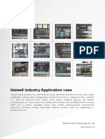 Haiwell Industry Application Case