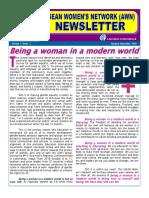 Awn Newsletter 2018