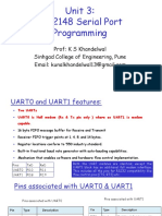 Unit III - Uarts in Lpc2148_Part2