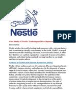 Case Study - Nestle- Mod 01.docx