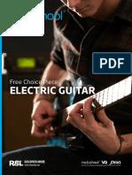 Rockschool FCP Electric Guitar