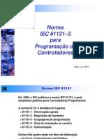Apresentacao Basica IEC 61131-3