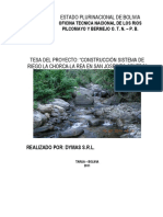 proyecto tesa