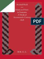 Hadi, Amirul. (2004). Islam and State in Sumatra, A Study of Seventeenth-Century Aceh.pdf