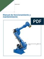 Manual robot motoman yaskawa
