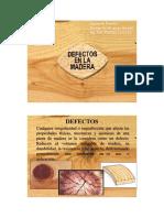 1. Defectos de La Madera Según Forma Del Árbol en Pie