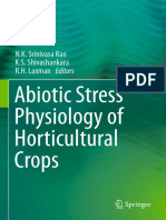 Abiotic Stress Physiology of Horticultural Crops-Springer India (2016)