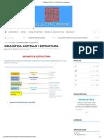 Capitulo 1 Estructura - Automatizacion