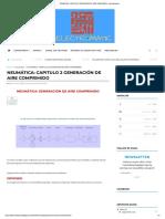 Capitulo 2 Generación de Aire Comprimido - Automatizacion