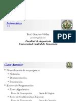 Clase Informatica 11