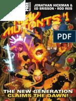 Marvel Previews 09-2019