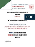 REPORTE DE CIENCIAS BASICAS EN LA INGENIERIA