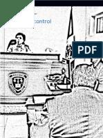 El Juez de Control