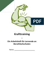 Krafttraining_Arbeitsheft