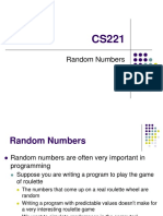 CH04 Random Numbers.ppt
