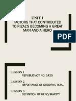 Unit I Republic act 1425