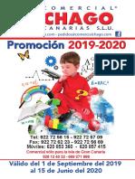 Catálogo Chago 2019-2020