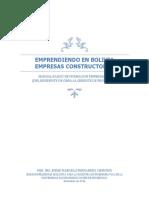 Emprendiendo Empresas Constructoras (Ing. JFernandez)