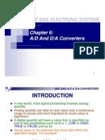 Ad & Da Converters