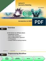 DM-Intro 16.0 L04 Geometry Modeling