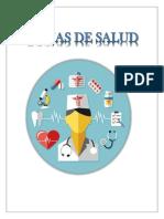 Especialidades de Las Ramas de La Salud y Sub Especialidades