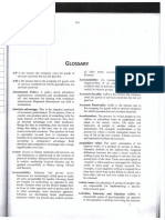 GAT SUBJECT Management science  gllossary