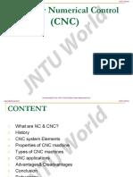 cnc notes
