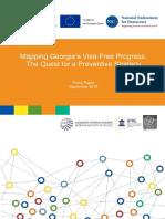 Mapping Georgia's Visa-Free Progress