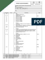 PMS Sheet GRE Pipe