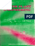 Power Plant Engineering by G.R.nagpal