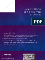 Japanese Period