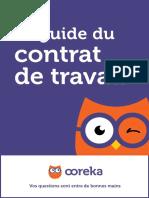 Le Guide Du Contrat de Travail Ooreka