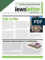 Just Published - PEFC UK Newsletter October