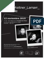 """Portraittheater desembarca en la Facultad de Física de la Universidad de Sevilla con su obra de teatro """"Curie_Meitner_Lamarr_indivisible"""""""